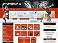 In-line shop - brusle, helmy, chrániče,