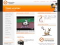 Tenisová akademie Toptennis: tenisová škola pro Vás