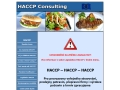 HACCP consulting