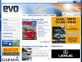 Magazín EVO - the thrill of driving