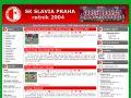 SK Slavia Praha - ročník 2004