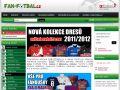 Fan-fotbal.cz - online fotbal fanshop