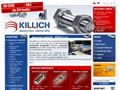 Spojovací materiál - Killich s.r.o.
