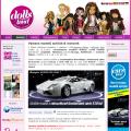 Výstava modelů autíček
