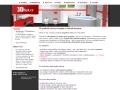 3Dbyt.cz - návrhy koupelen