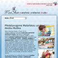 Soukromá mateřská školka Praha