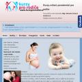 Kurzy pro rodiče před vlastním porodem i po porodu