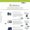 AjPed.cz ׀ Prodej Tabletů