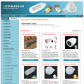 Saving LED light bulbs