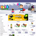 Party shop, Party obchod, Party e-shop