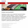 Prodej a servis PC - Servis počítačů a notebooků - Compmax.cz