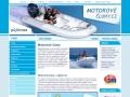 Motorové čluny - půjčovna