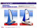 Minicat - úžasná plachetnice