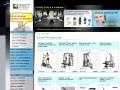 Fitness e-shop Domafit – posilovací stroje, trenažéry, činky a jiné